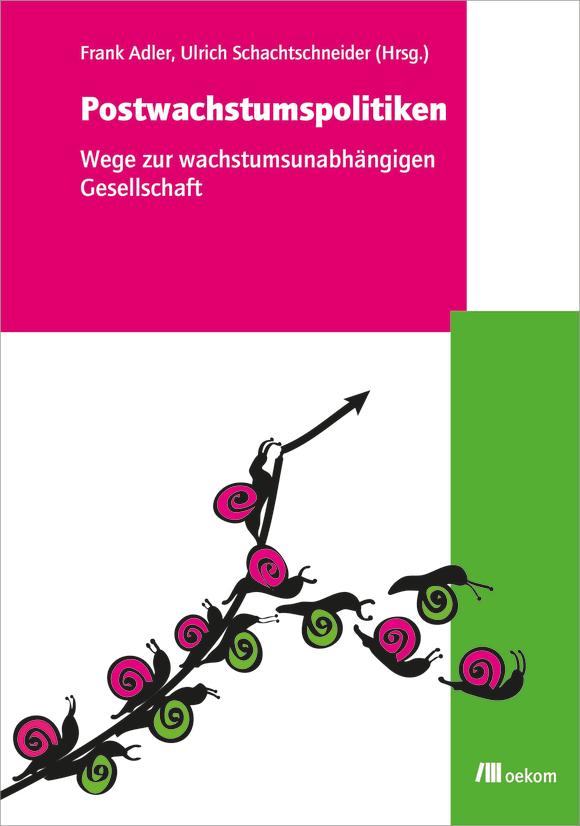 Cover: Postwachstumspolitiken
