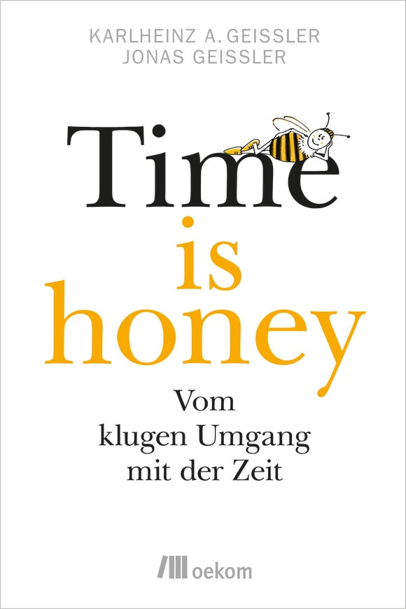 Cover: Time is honey