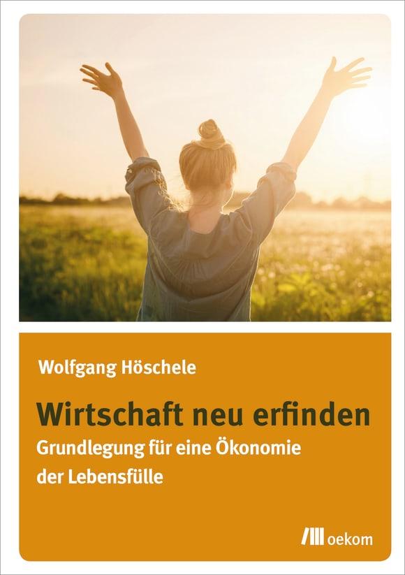 Cover: Wirtschaft neu erfinden