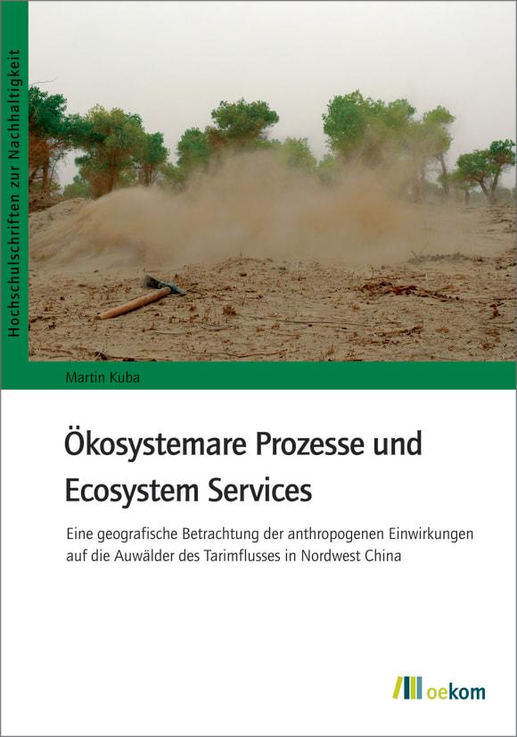 Cover: Ökosystemare Prozesse und Ecosystem Services