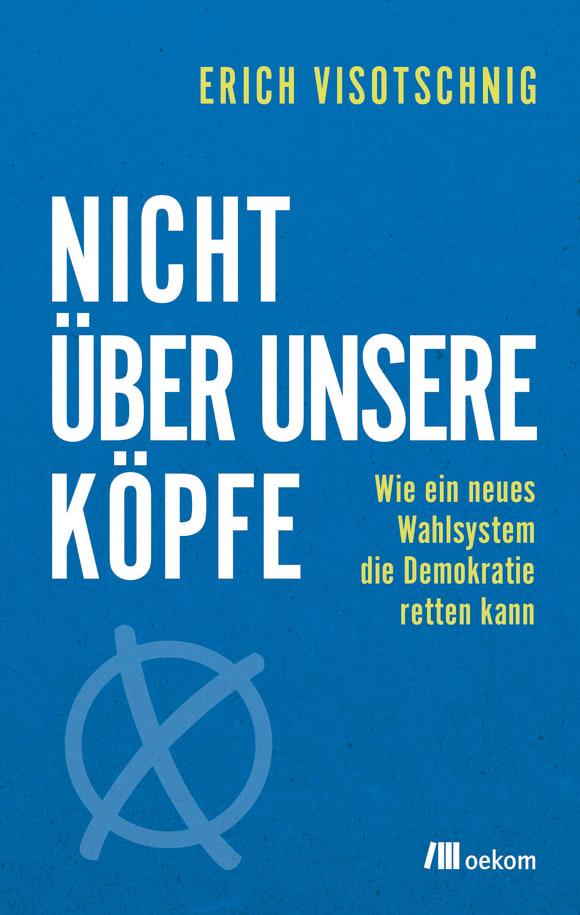 Cover: Nicht über unsere Köpfe