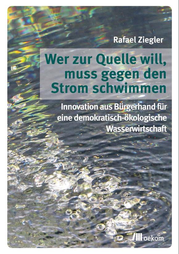 Cover: Wer zur Quelle will, muss gegen den Strom schwimmen