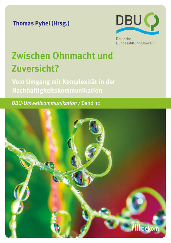 Cover: Zwischen Ohnmacht und Zuversicht?