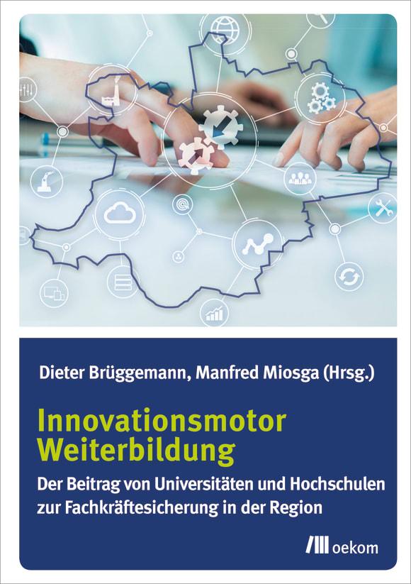 Cover: Innovationsmotor Weiterbildung