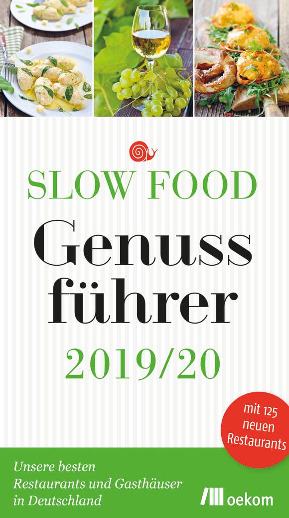 Cover: Slow Food Genussführer 2019/20