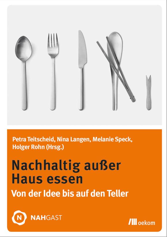 Cover: Nachhaltig außer Haus essen