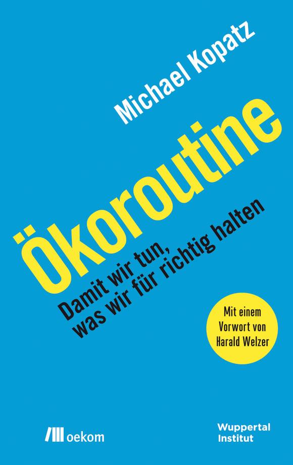 Cover: Ökoroutine