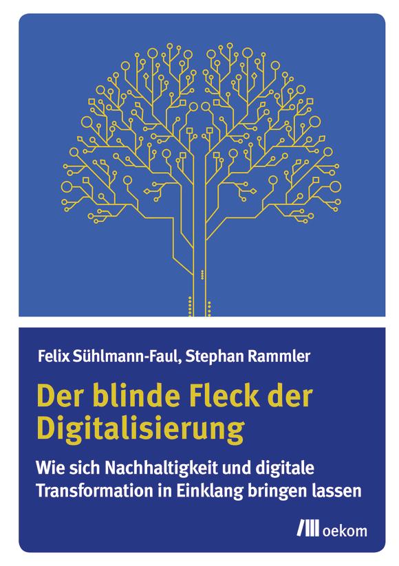 Cover: Der blinde Fleck der Digitalisierung