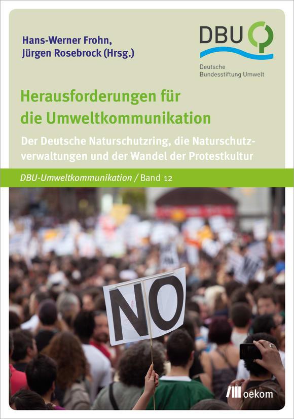 Cover: Herausforderungen für die Umweltkommunikation