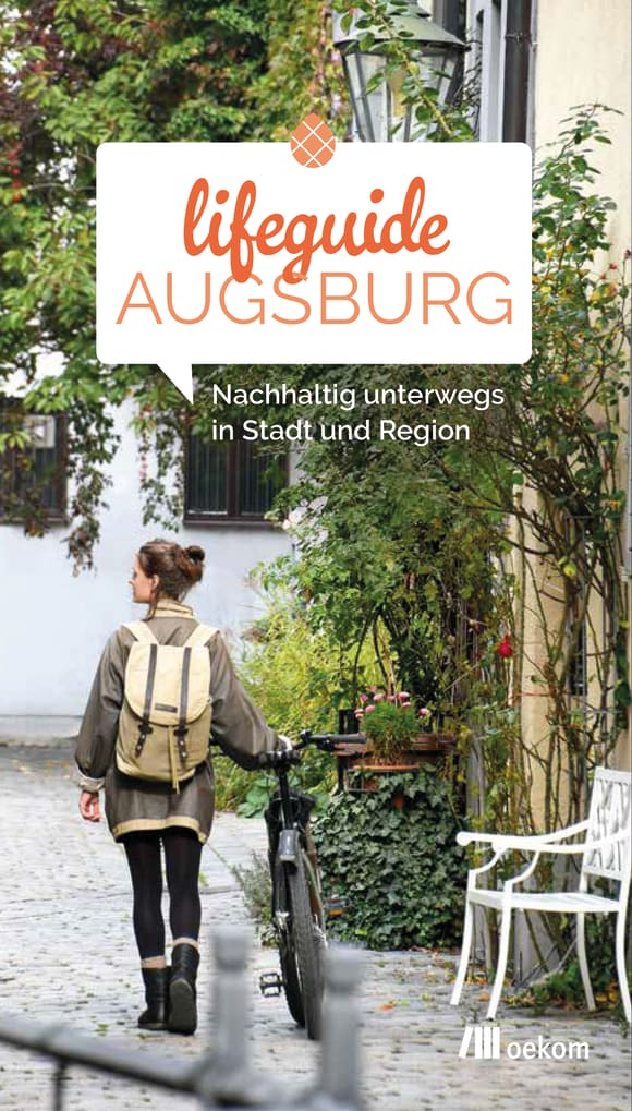 Cover: Lifeguide Augsburg