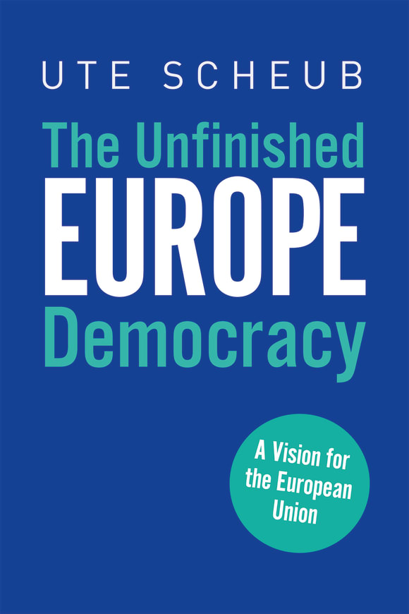 Cover: Europe – The Unfinished Democracy