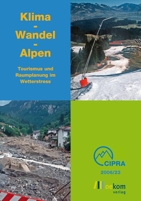 Cover: Klima - Wandel - Alpen