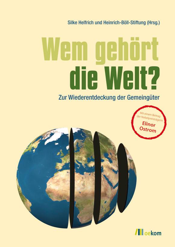 Cover: Wem gehört die Welt?