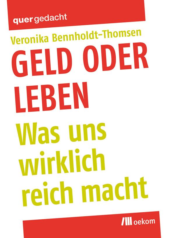 Cover: Geld oder Leben