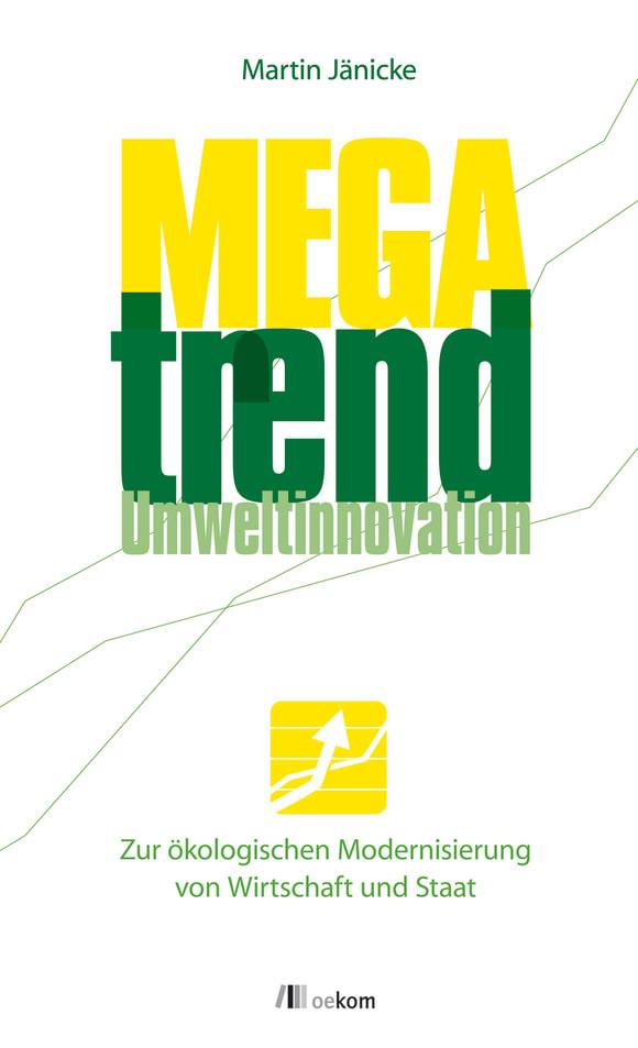 Cover: Megatrend Umweltinnovation