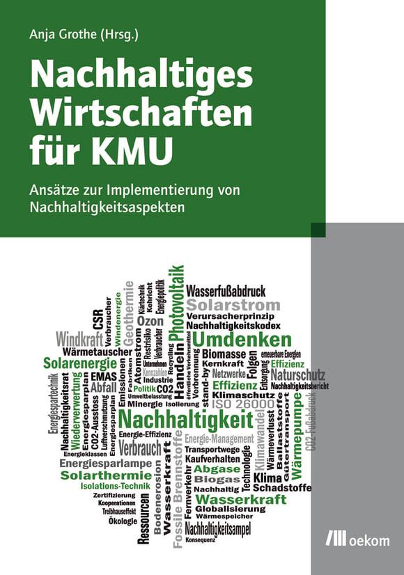 Cover: Nachhaltiges Wirtschaften für KMU