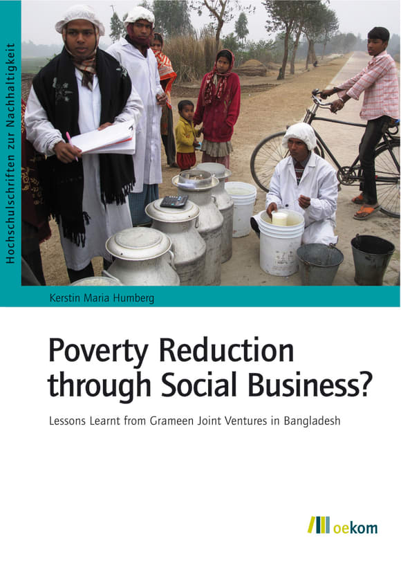 Cover: Poverty Reduction through Social Business?