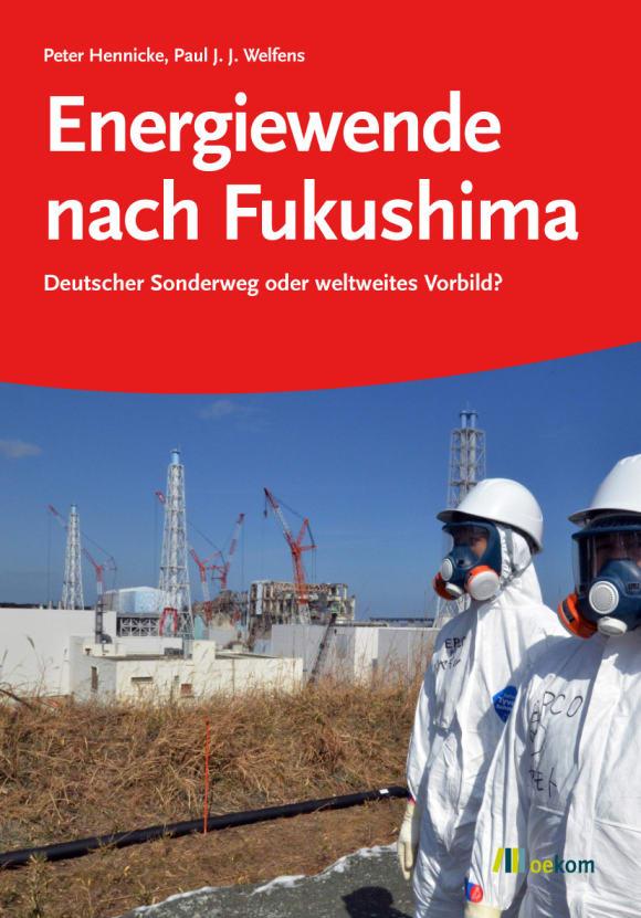Cover: Energiewende nach Fukushima