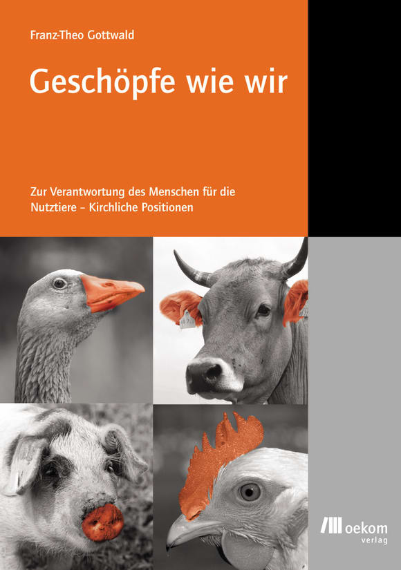 Cover: Geschöpfe wie wir