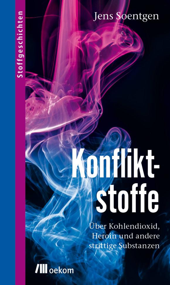 Cover: Konfliktstoffe
