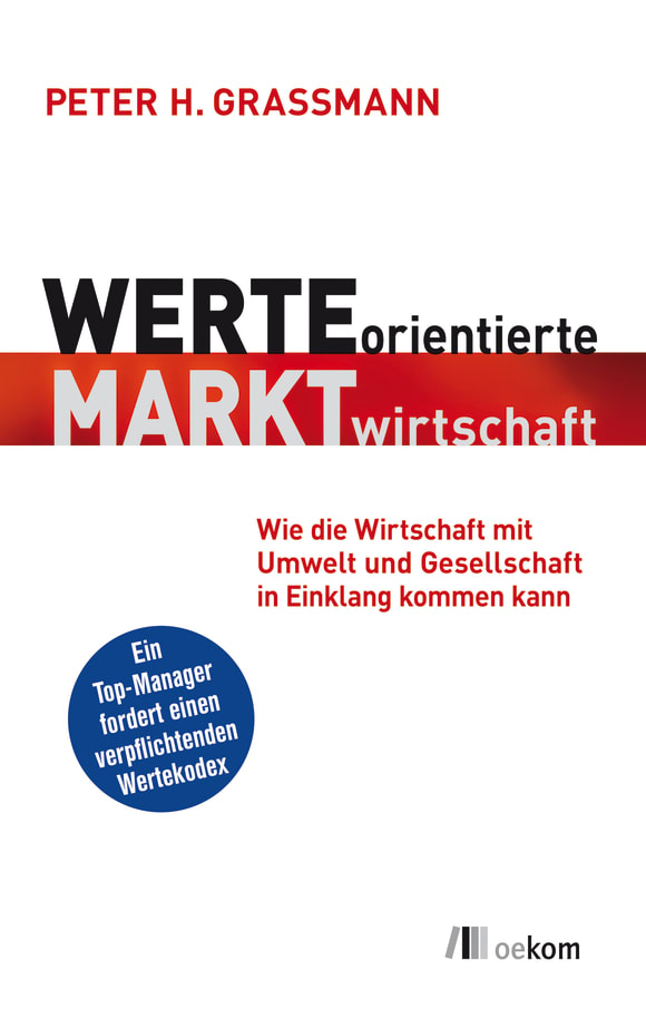Cover: Werteorientierte Marktwirtschaft
