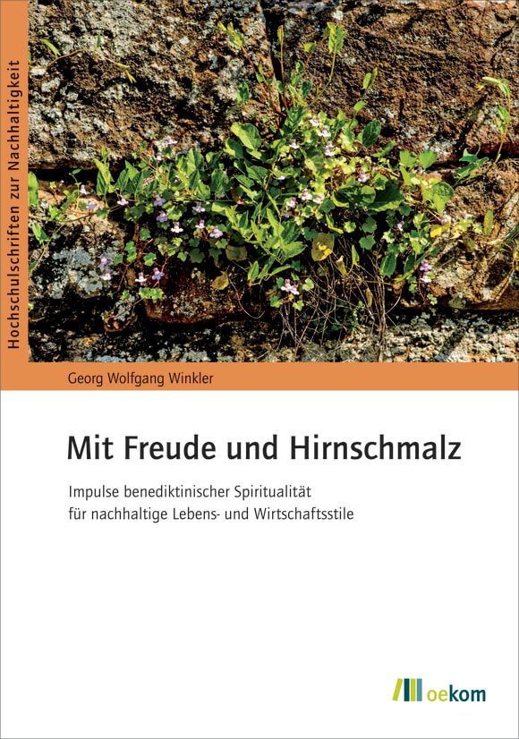 Cover: Mit Freude und Hirnschmalz