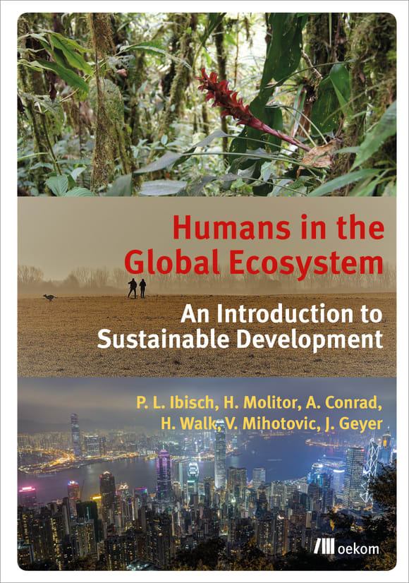 Cover: Humans in the Global Ecosystem