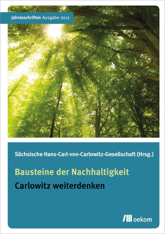 Cover: Bausteine der Nachhaltigkeit