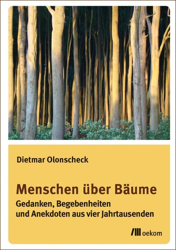 Cover: Menschen über Bäume
