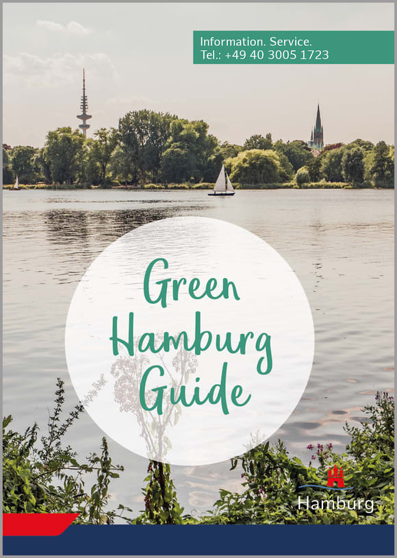 Cover: Green Hamburg Guide