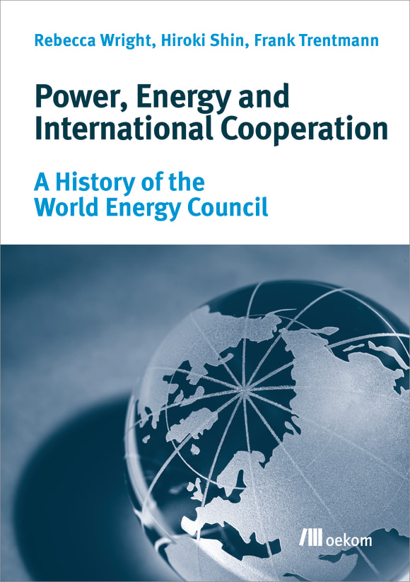 Cover: Power, Energy and International Cooperation