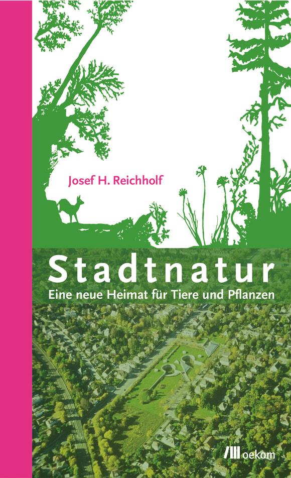 Cover: Stadtnatur