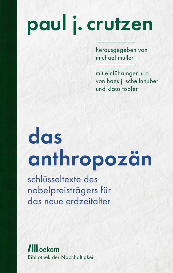 Cover: Das Anthropozän