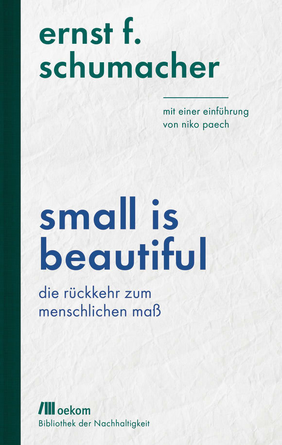 Cover: Small is beautiful