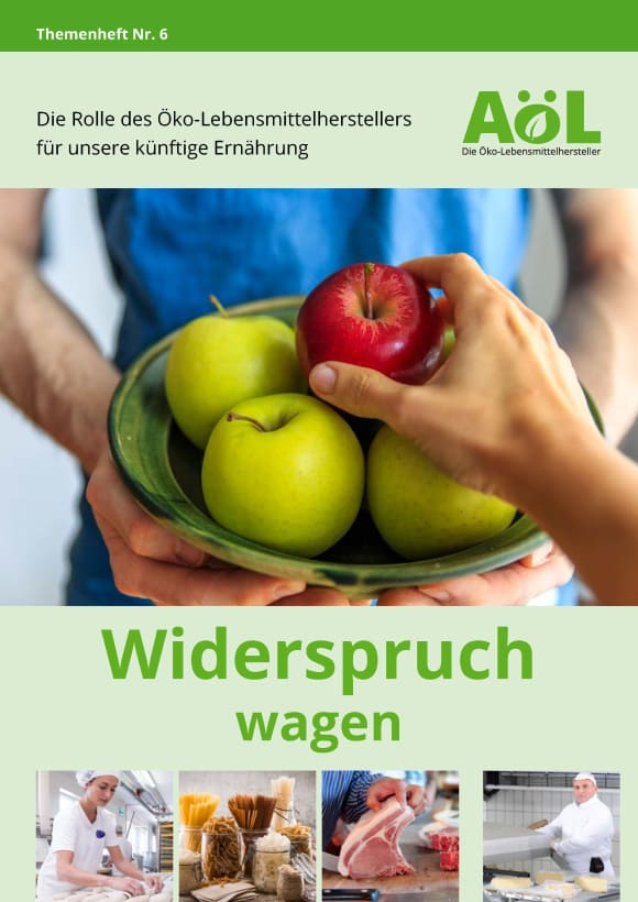 Cover: AöL-Themenheft 6 – 2018