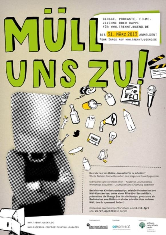 Cover: Dreipunktnull 3 – 2013