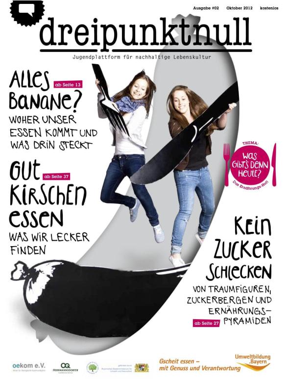 Cover: Dreipunktnull 2 – 2012