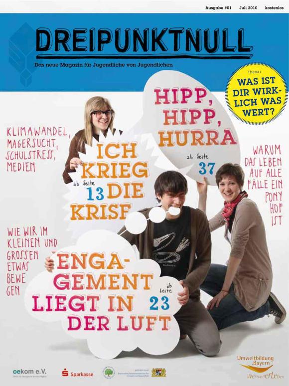 Cover: Dreipunktnull 1 – 2010