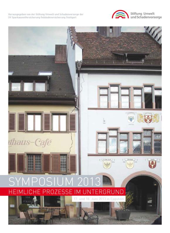 Cover: Heimliche Prozesse im Untergrund