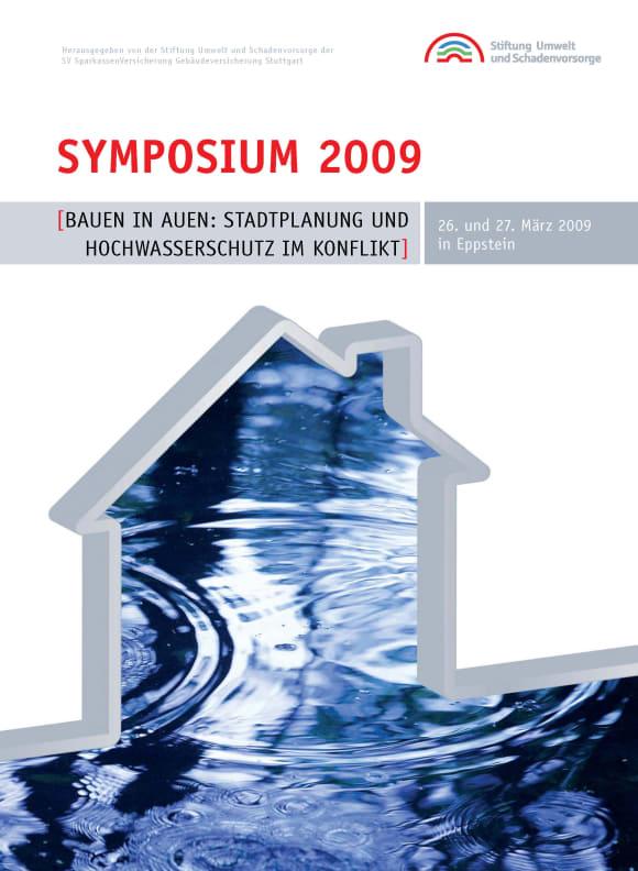 Cover: Bauen in Auen – Stadtplanung und Hochwasserschutz im Konflikt