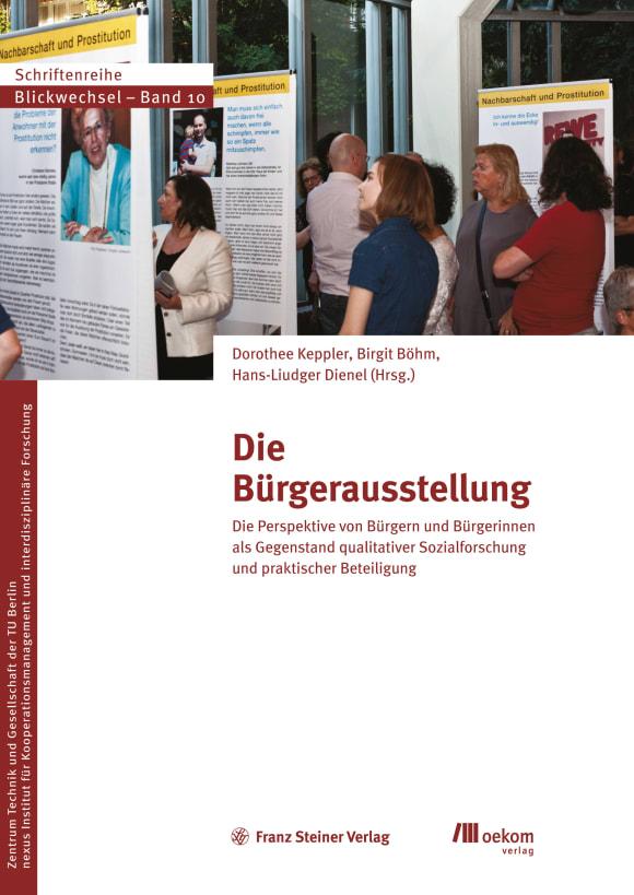 Cover: Die Bürgerausstellung