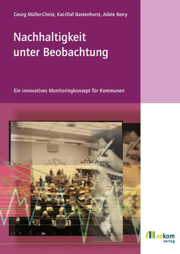 Cover: Nachhaltigkeit unter Beobachtung