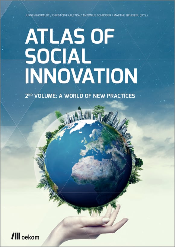 Cover: Atlas of Social Innovation