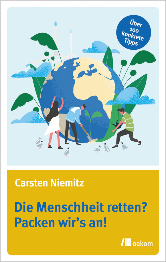 Cover: Die Menschheit retten? Packen wir's an!