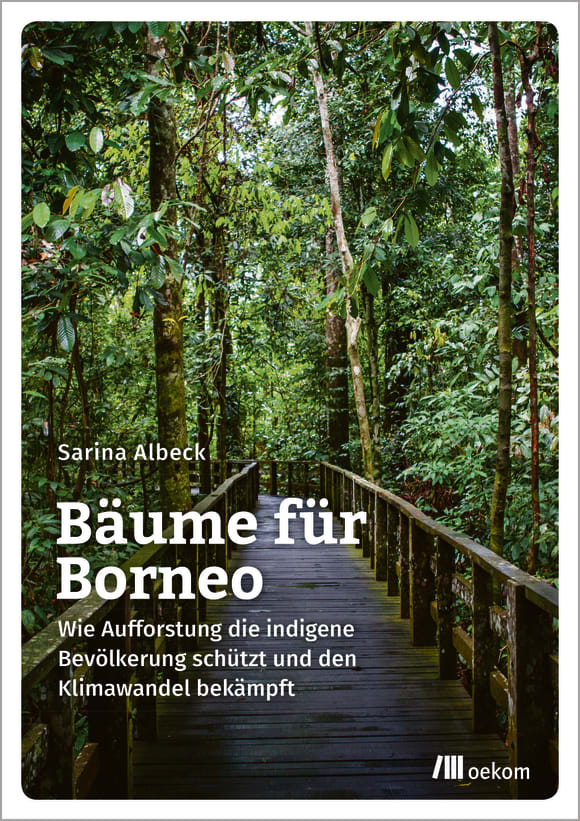 Cover: Bäume für Borneo