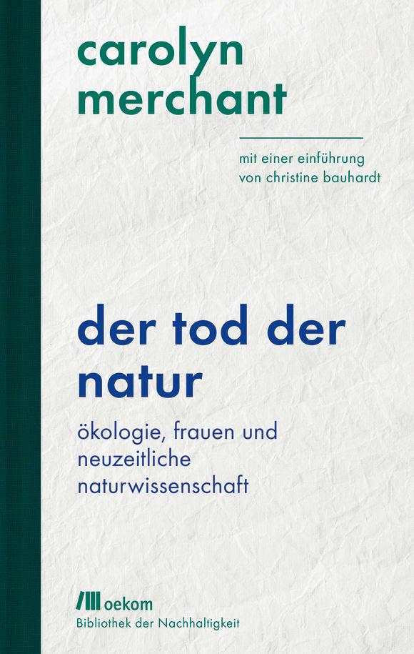 Cover: Der Tod der Natur