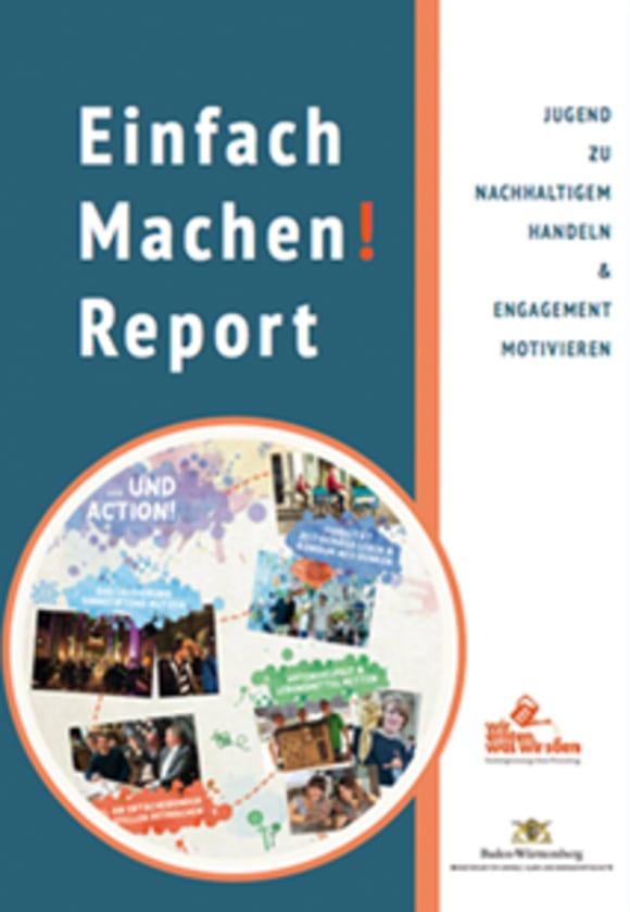 Cover: Einfach machen!-Report