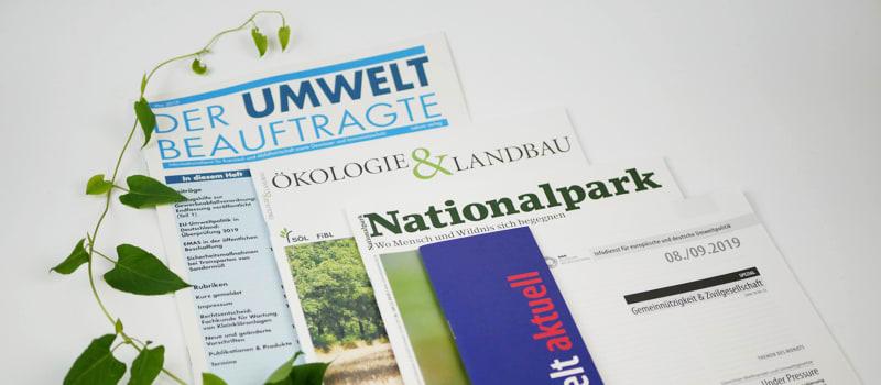 oekom Fachzeitschriften