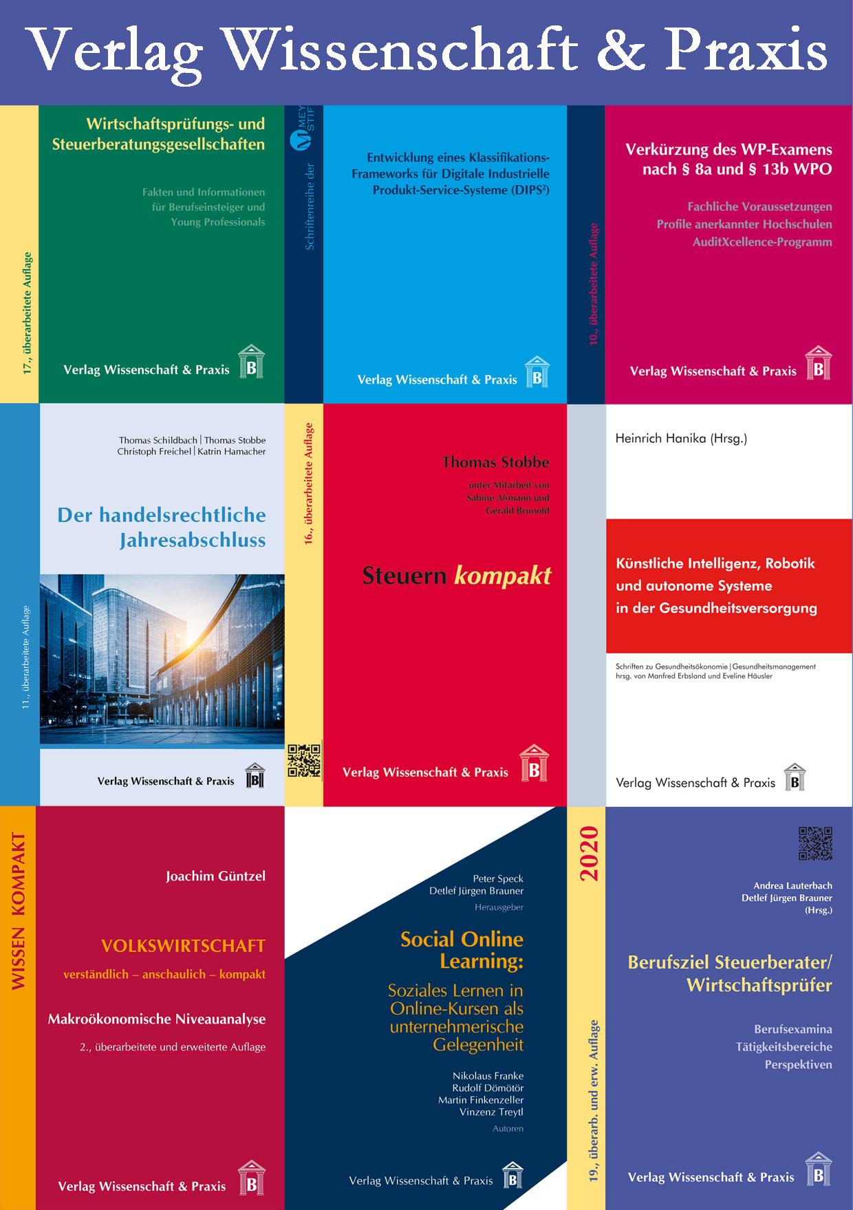 Verlag Wissenschaft & Praxis