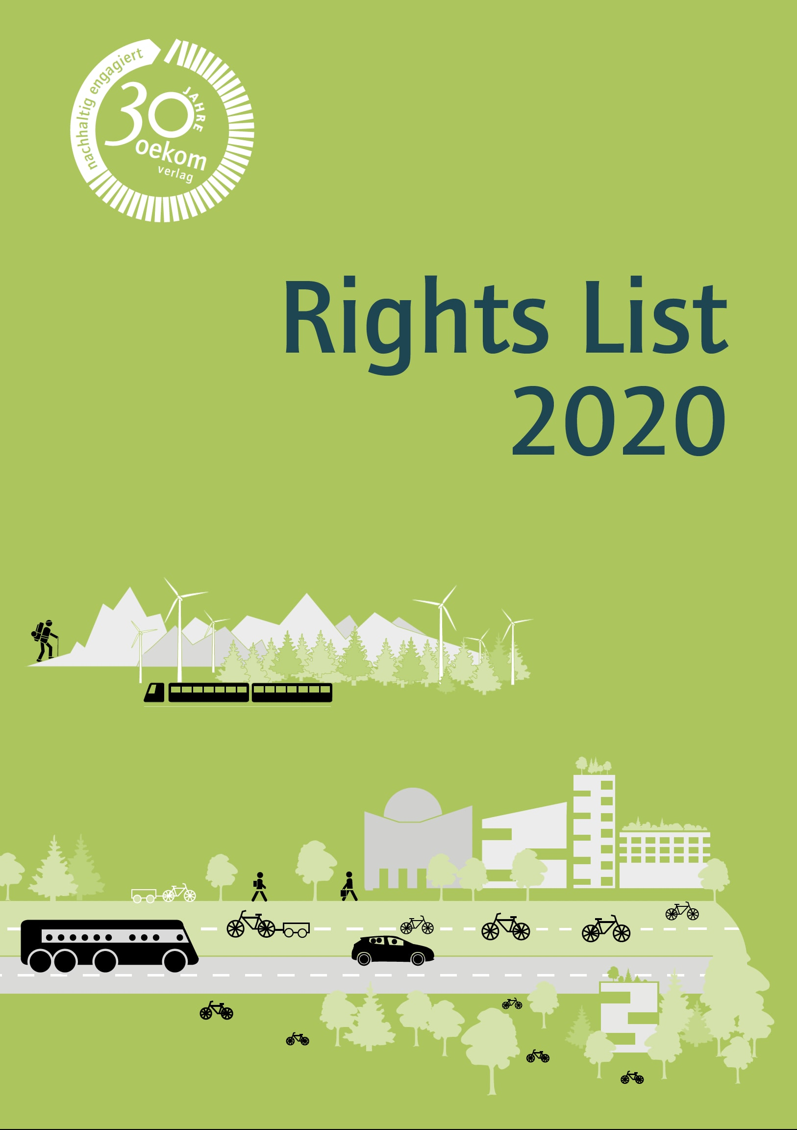Cover Foreign Rights List
